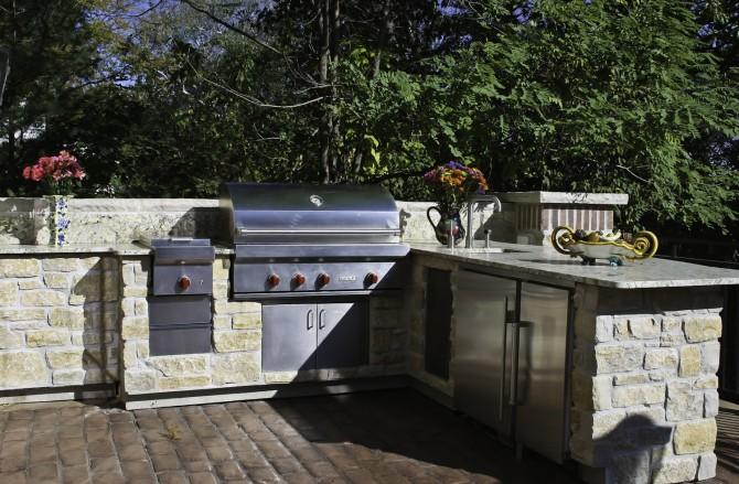 Outdoor kitchen ideas - Dream House Dream Kitchens
