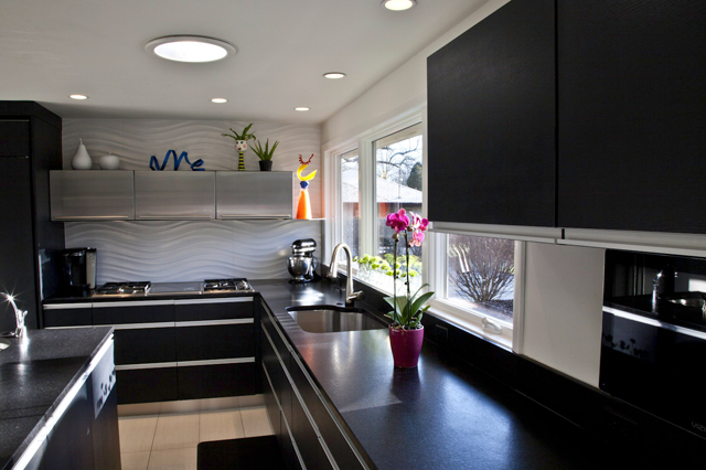 Building Your Dream Kitchen: Contemporary Private Residence