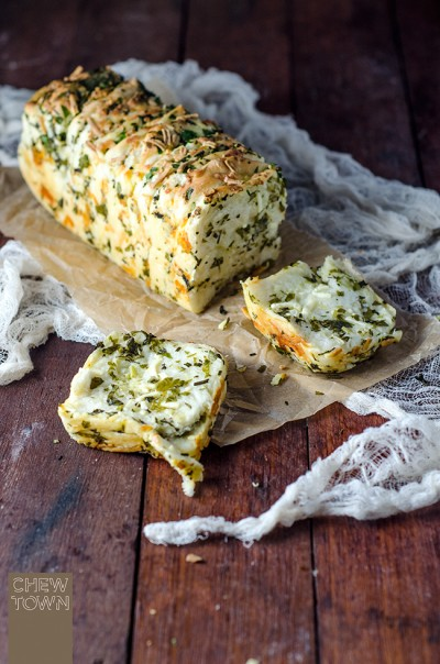 Cheese-Herb-and-Garlic-Bread