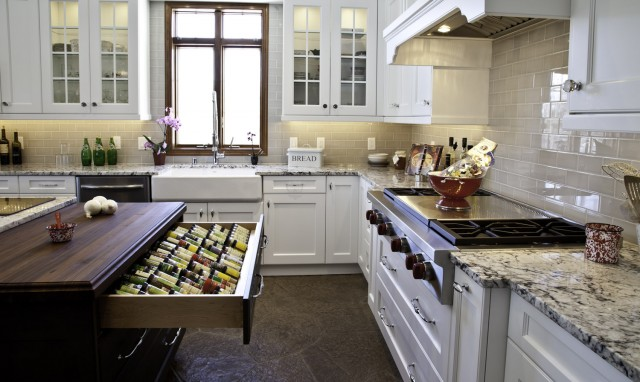 Newly Finished Chefs Kitchen