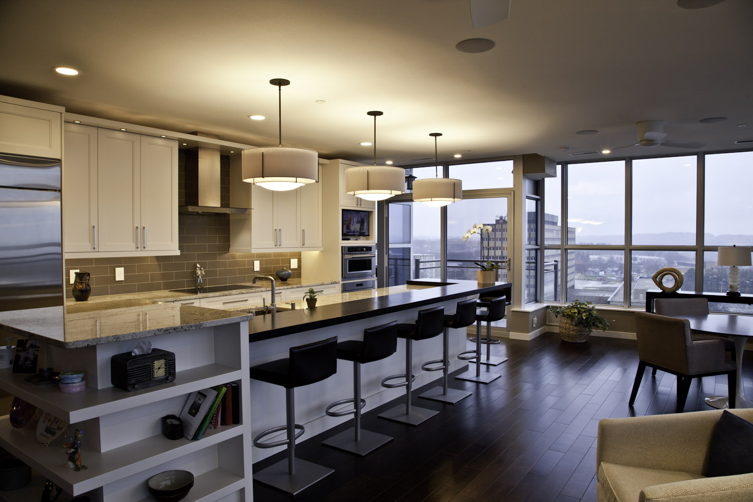 Beautiful Condo Buildout Dream House Dream Kitchens