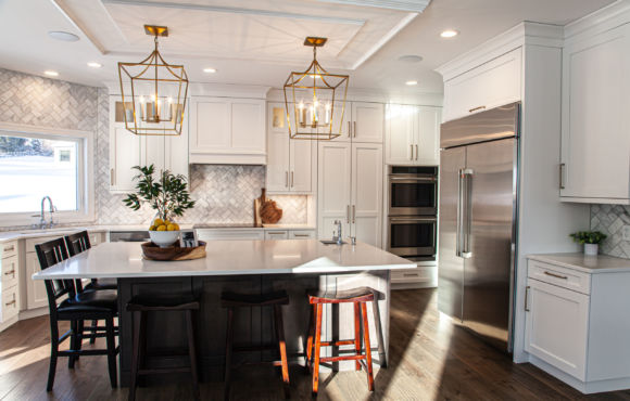 Kitchen remodel & amazing pantry