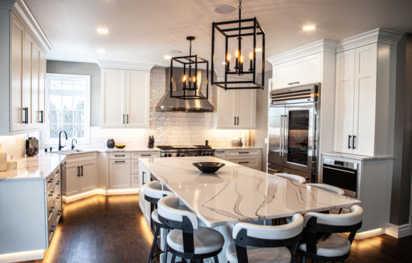 New Stunning Kitchen